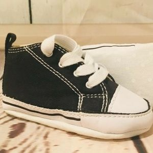 Converse Baby Infant Soft Shoes First Star Bootie